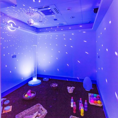 How To Make A Sensory Room